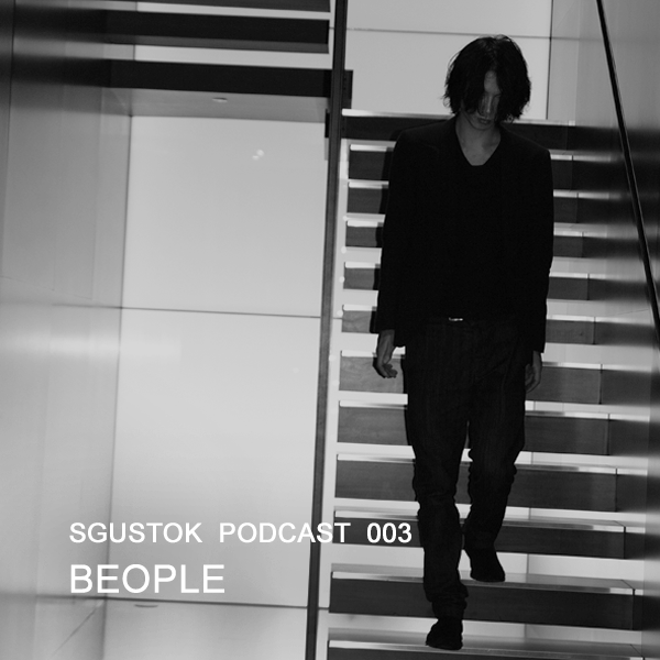 Beople — Sgustok Podcast 003